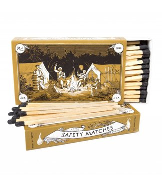 Mollyjogger Safety Matches