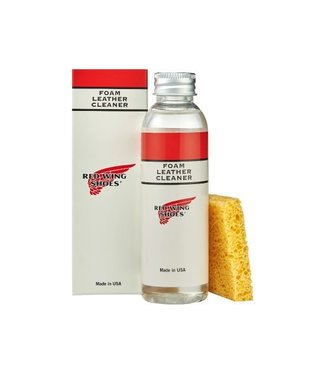 Red Wing Shoes Foam Leather Cleaner 4 oz.