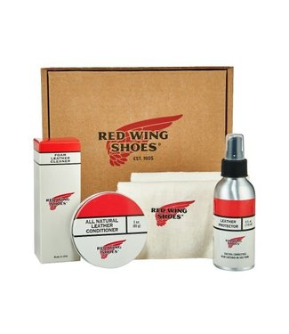 Red Wing Shoes Oil Tanned Leather Gift Pack