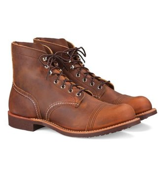 Red Wing Shoes Iron Ranger - Men's