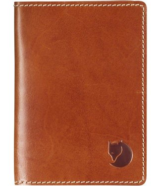 Fjallraven Leather Passport Cover
