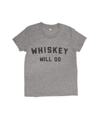 Bridge & Burn Whiskey Will Do Tee - Women's