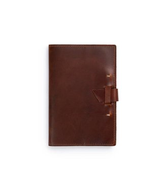 Rustico Navigator Leather Notebook