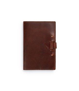 Rustico Navigator Leather Notebook