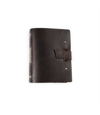 Rustico Good Book Leather Journal