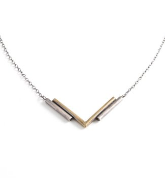 Studebaker Metals Lark Necklace