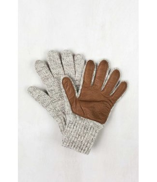 United By Blue Ragg Wool Gloves With Leather