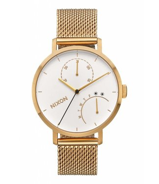 Nixon Clutch - All Gold/ White
