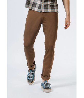 Du/Er Du/er Relaxed No Sweat Pant - Rust