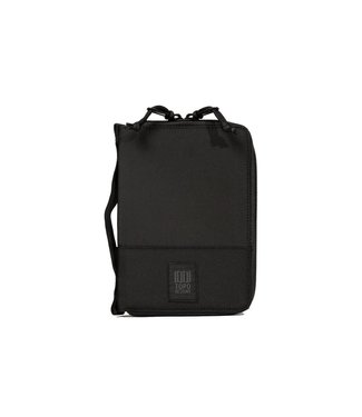 Topo Designs Global Case  - Ballistic Black