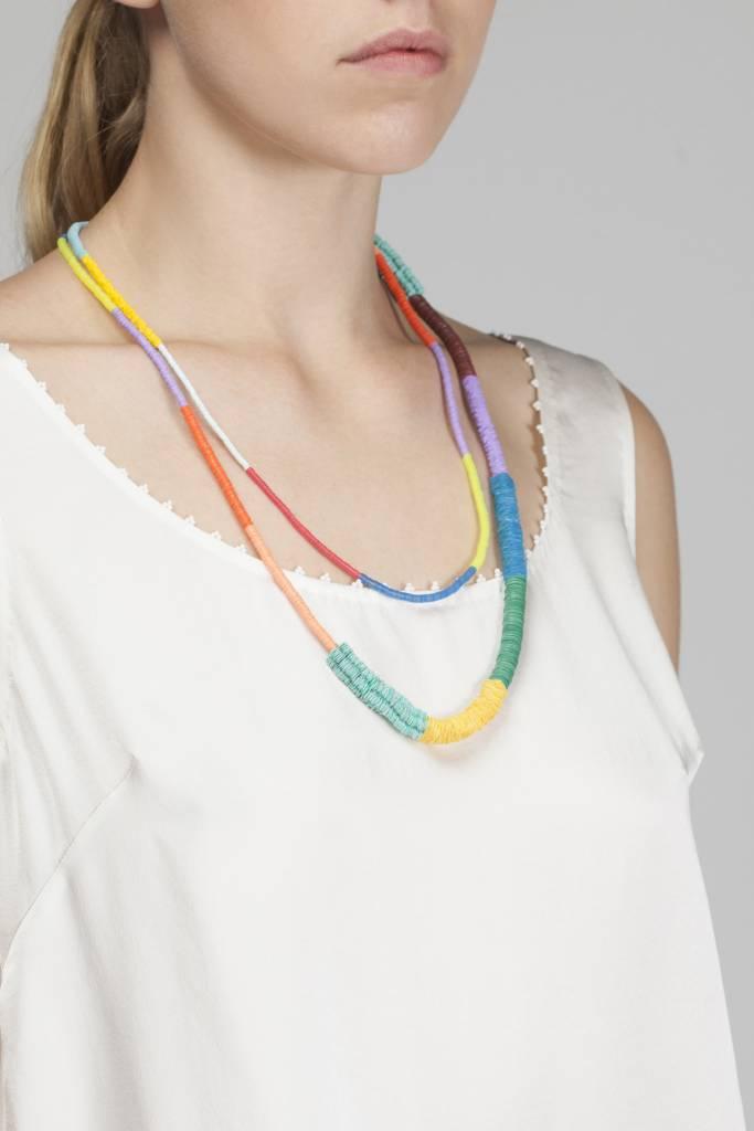 MEGAN PARK Megan Park Rio Maxi Necklace