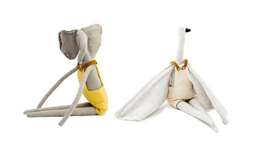 Ieva Fray Elephant & Swan