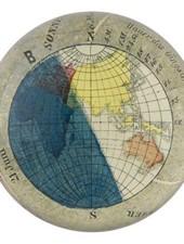 JOHN DERIAN John Derian Earth: Summer Dome Paperweight