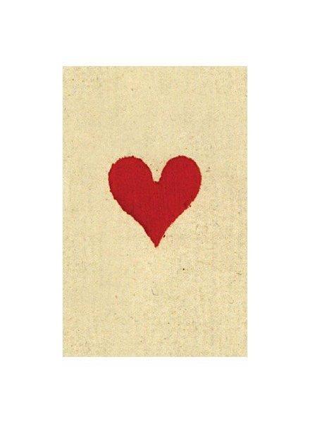 JOHN DERIAN John Derian Heart Postcard