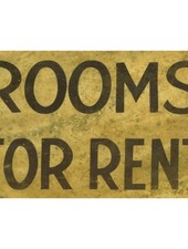 JOHN DERIAN John Derian Rooms for Rent Postcard