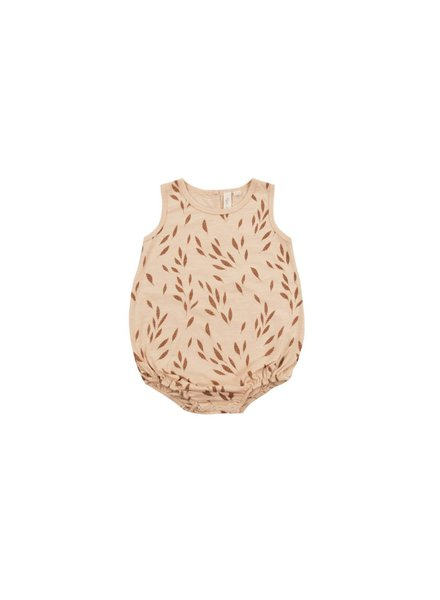 RYLEE & CRU Rylee and Cru Leafy Bubble Onesie