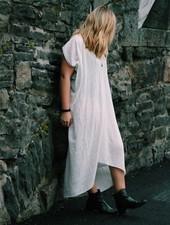 KAREN FLOOD K Flood Drape Dress Long