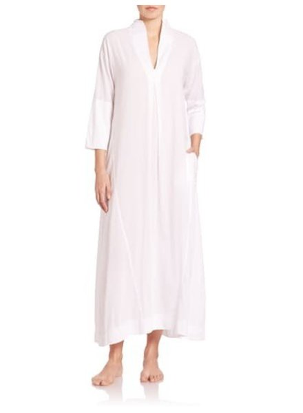 SKIN OPERATING LLC Skin Worldwide Voile & Jersey Kaftan