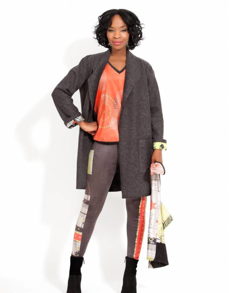 VOLT DESIGN 388WEST LEGGING