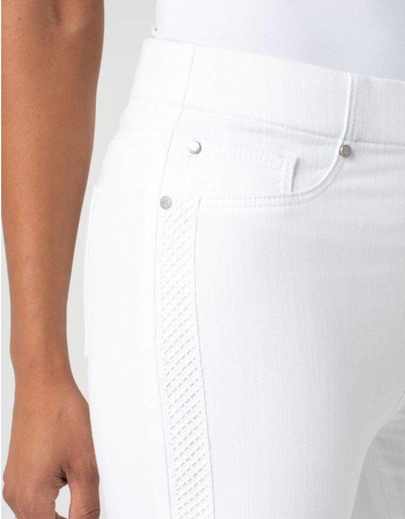 LIVERPOOL Jegging blanc à taille confort