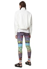 DESIGUAL Legging multicolore