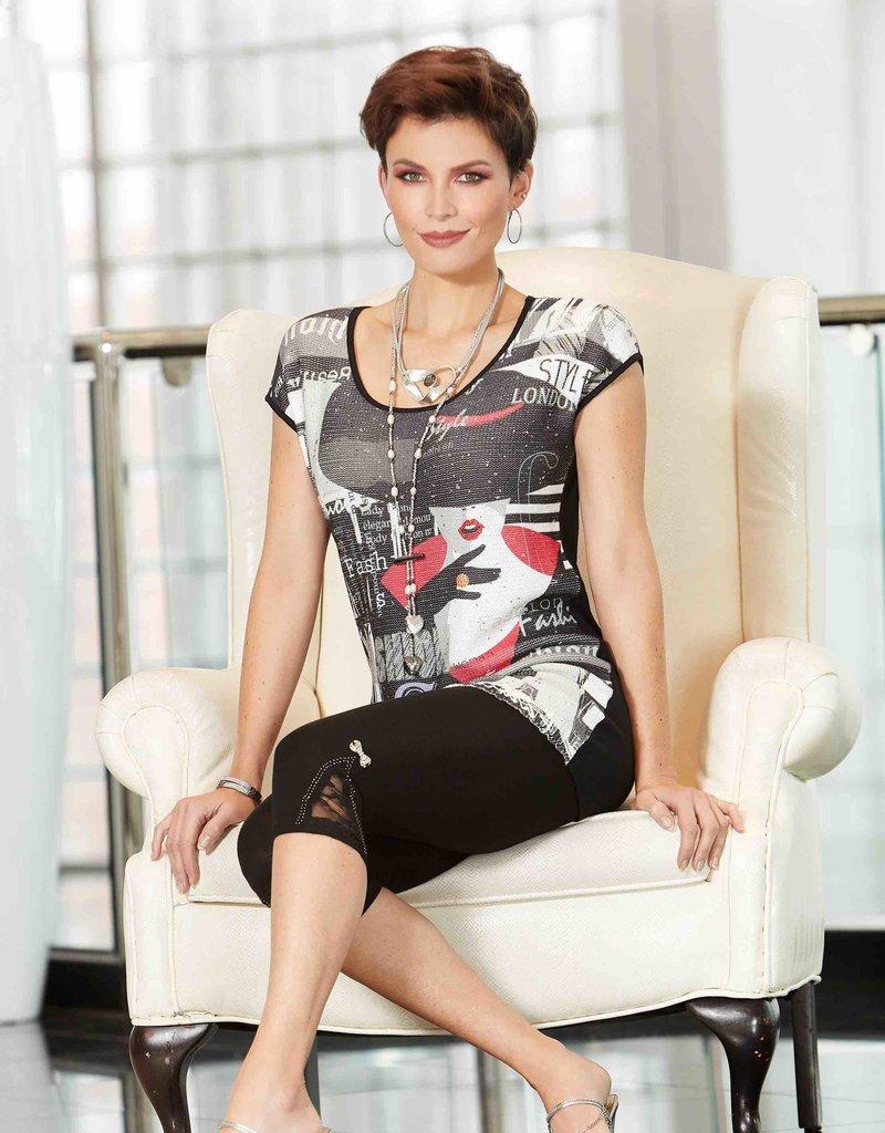 MODE TRICOTTO Tee-shirt long Fashion