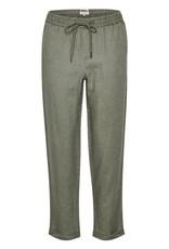 PART TWO Pantalon de lin