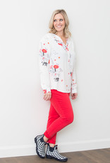 JOULES Jeans skinny corail