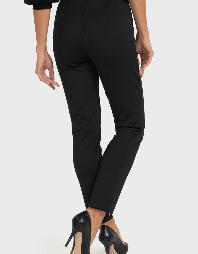 JOSEPH RIBKOFF Pantalon noir 193467
