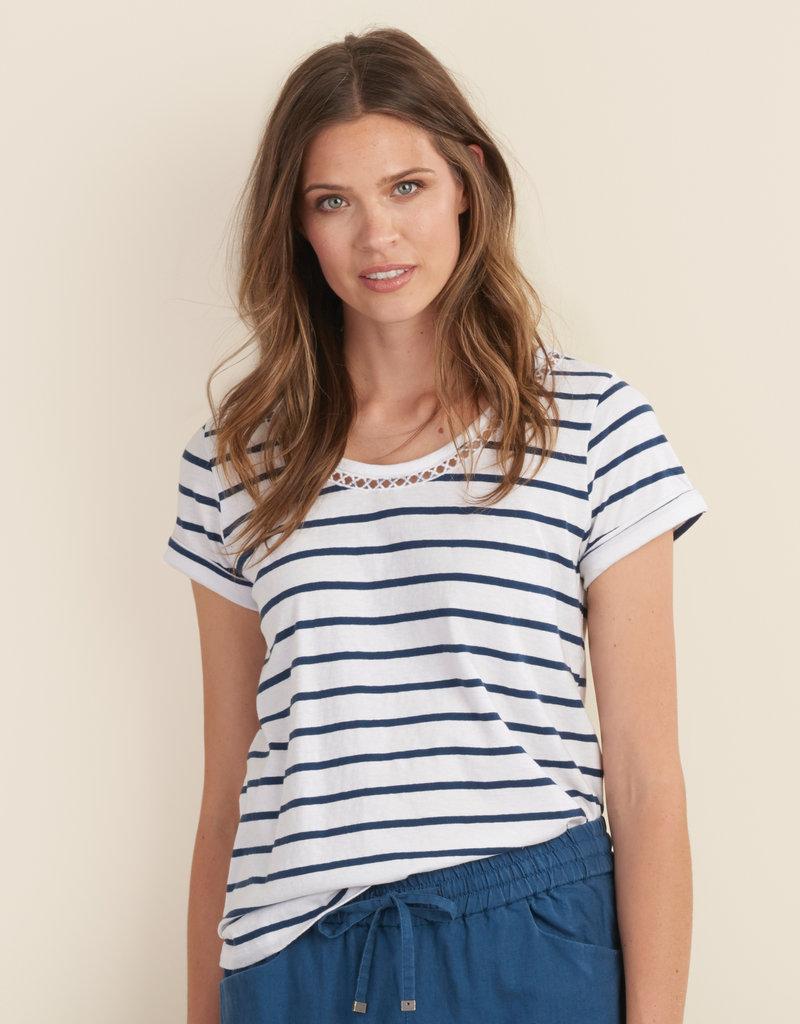 HATLEY Tee-shirt à rayures