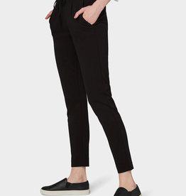 TOM TAILOR Pantalon noir décontracté