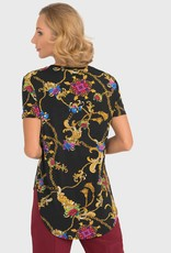 JOSEPH RIBKOFF Chandail style Hermès 193678