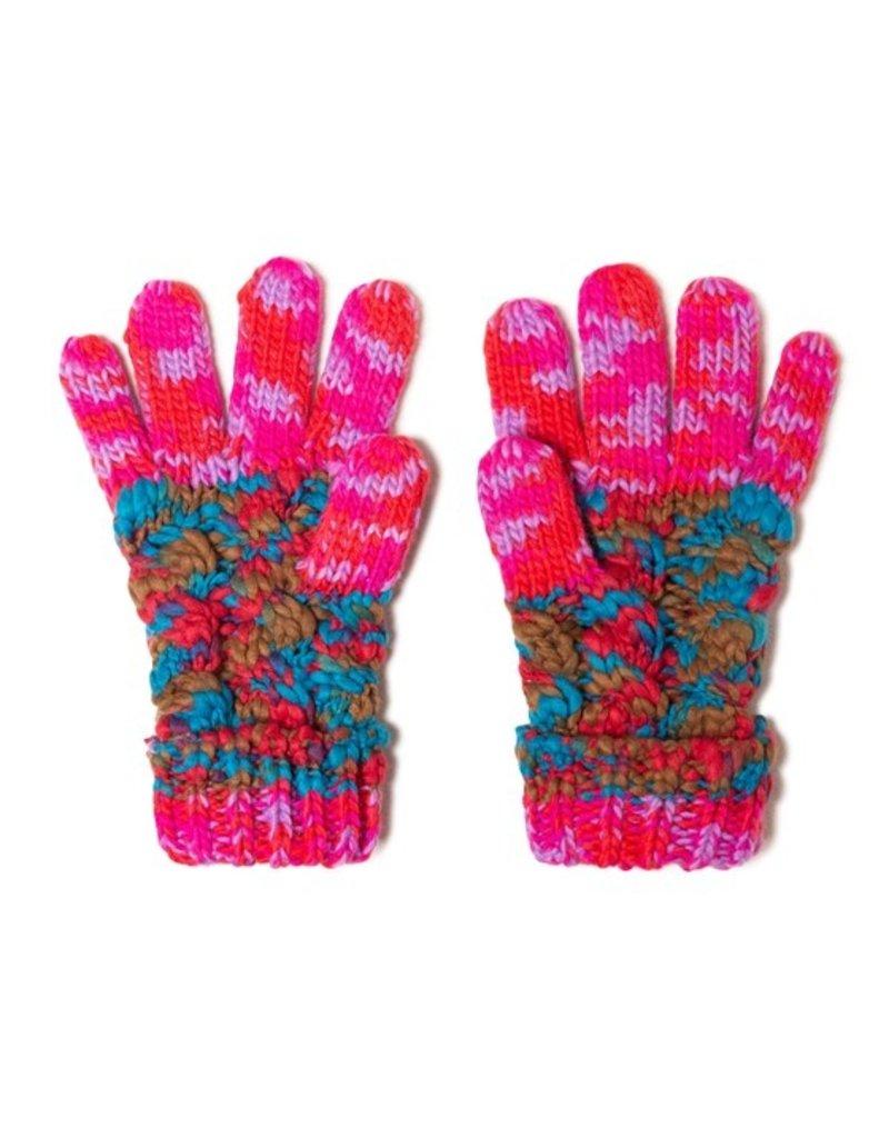 DESIGUAL Gants de tricot