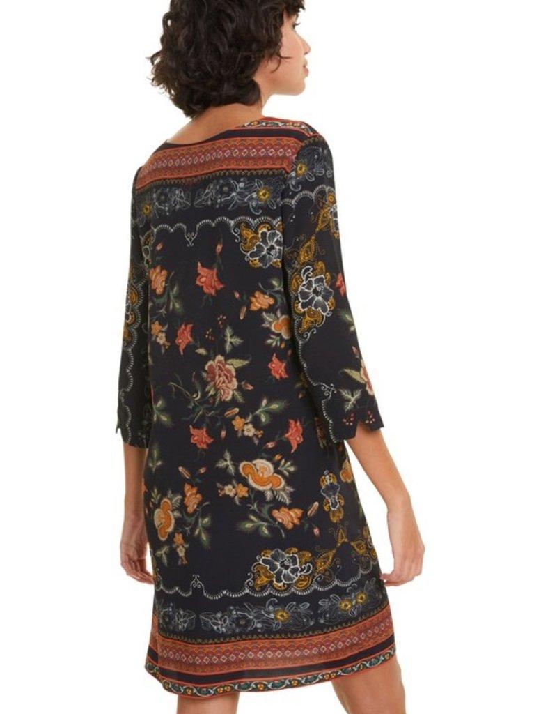 DESIGUAL Robe droite