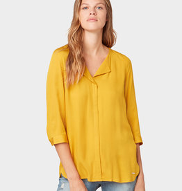 TOM TAILOR Blouse Dos plus long