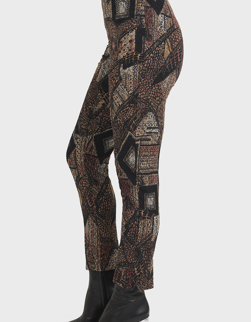 JOSEPH RIBKOFF Pantalon à motifs 194615