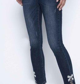 FRANK LYMAN Jeans boucle 196104U