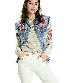 DESIGUAL Veste jeans