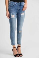 JOSEPH RIBKOFF Jeans appliqués 201993