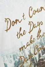 CREAM Tee-shirt slogan