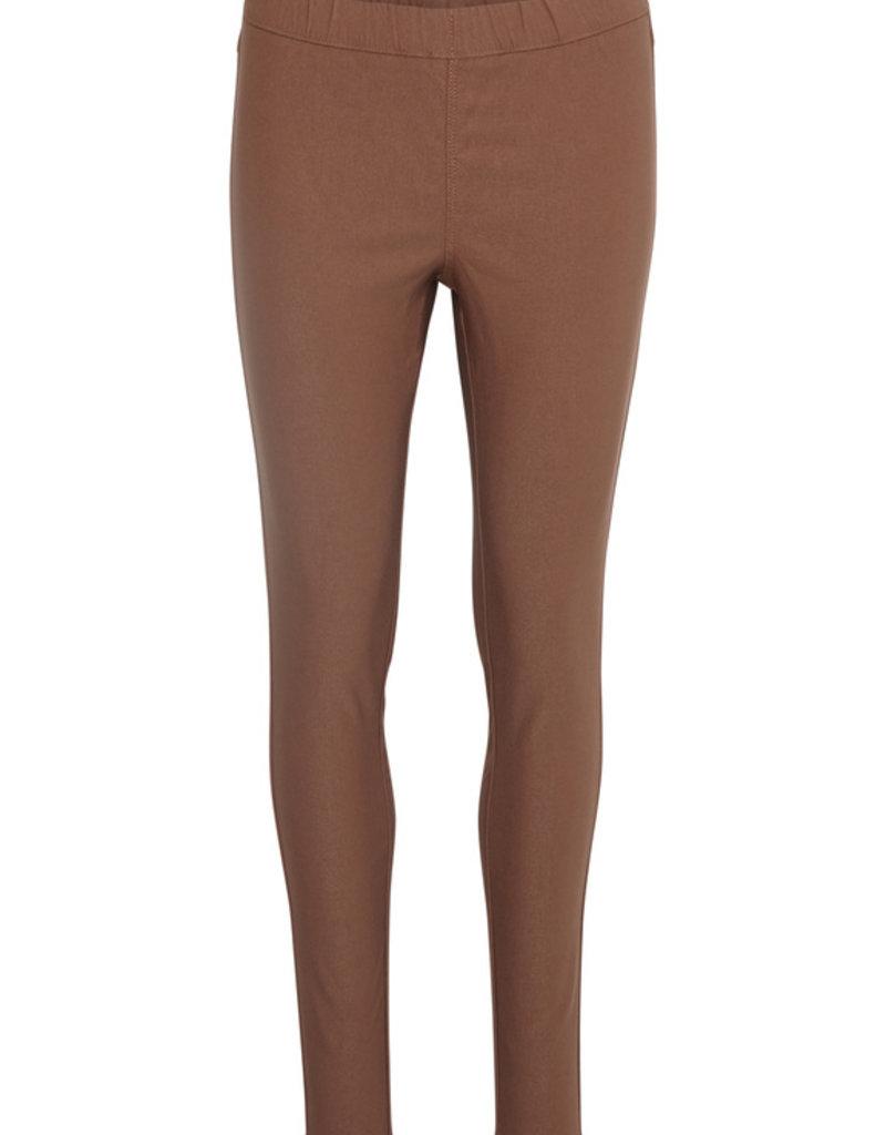 KAFFE Pantalon tan