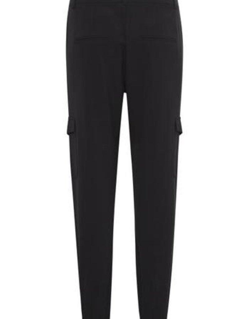 KAFFE Pantalon noir