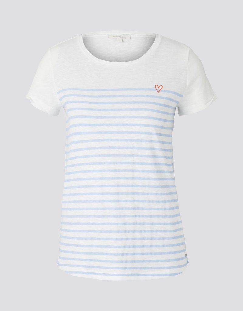 TOM TAILOR 1017275 TEE-SHIRT