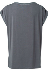 YAYA Tee-shirt soyeux
