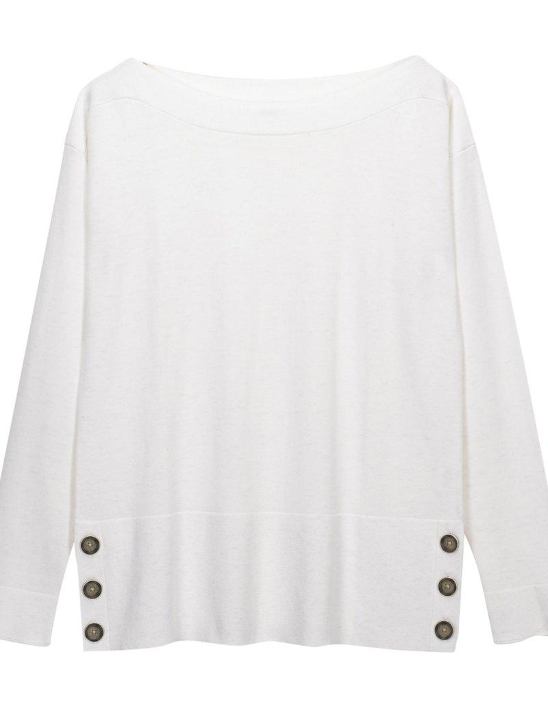 WHITE STUFF Chandail de cotton