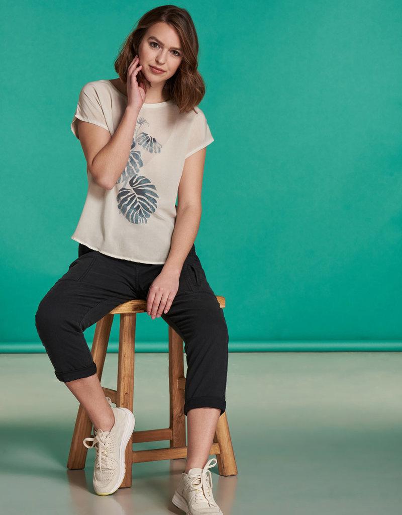 NILE Tee-shirt Palmiers