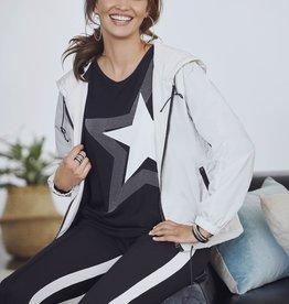 KATHERINE BARCLAY Tee-shirt étoiles