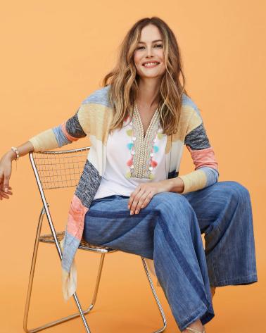 Comment choisir le jeans selon notre silhouette?