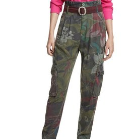 DESIGUAL Pantalon ample