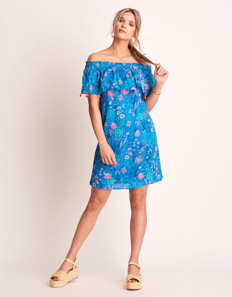 HATLEY Robe bleu